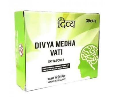 Медха Вати Дивья / Medha Vati Divya - 120 таб (Для Мозга и Памяти)