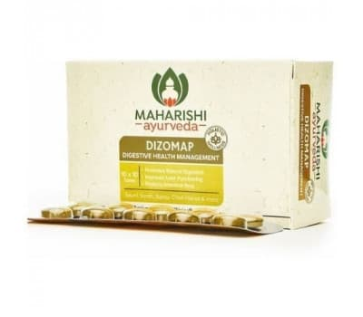 Дизомап Махариши Аюрведа / Dizomap Maharishi Ayurveda - 100 таб (Для Пищеварения)