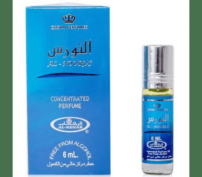 Масляные духи Аль Ноурус Мен / Al Nourus Man Al Rehab - 6 гр