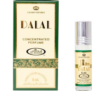 Масляные духи Далал Аль Рехаб / Dalal Al Rehab - 6 гр