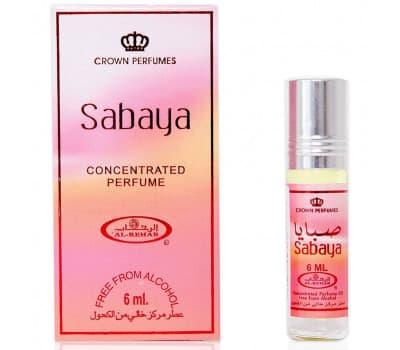 Масляные духи Сабайя Аль Рехаб / Sabaya Al Rehab - 6 мл
