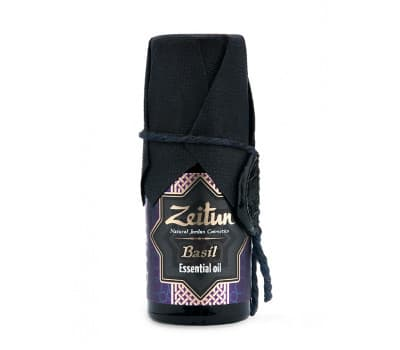 Эфирное масло Базилик Zeitun