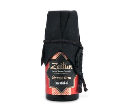 Эфирное масло Герань Zeitun