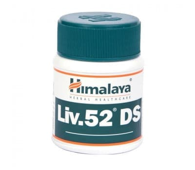 Лив.52 ДС Гималайя / Liv.52 DS Himalaya - 60 таб (Для печени)