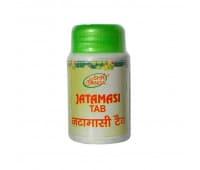 Джатамаси Шри Ганга / Jatamasi Shri Ganga - 60 таб (Для Нервной системы)
