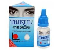 Трикул / Trikul - 15 мл (Глазные капли)