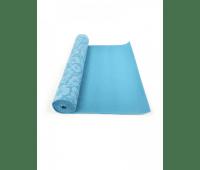 Коврик для йоги Flower - 4 мм