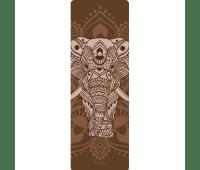 Коврик для йоги Totem Brown Devi Yoga - 3.5 мм