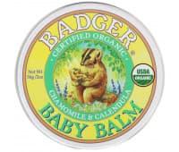 """Детский органический бальзам """"Ромашка и календула"""", Badger Company, 56 г"""
