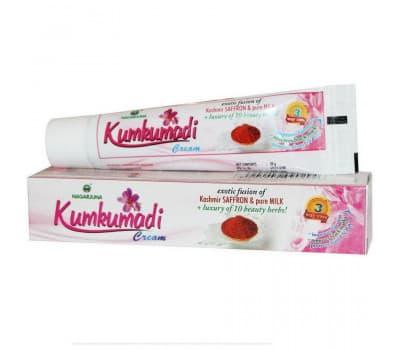 Крем Кумкумади Нагарджуна / Kumkumadi Cream Nagarjuna - 20 гр (Омолаживающий)