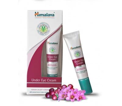 Крем для Области Вокруг Глаз Гималайя / Under Eye Cream Himalaya - 15 гр (Омолаживающий)