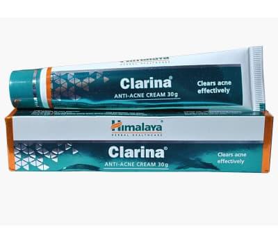 Крем против акне Clarina Anti-Acne Cream Himalaya