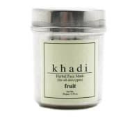 """Маска для лица питательная """"Фрукты"""", Khadi"""