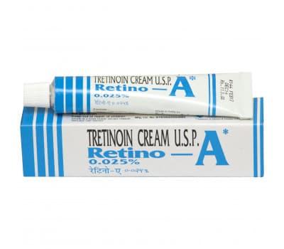 Крем Третиноин Ретино-А 0.025% / Tretinoin Retino-A 0.025% Janssen – 20 гр