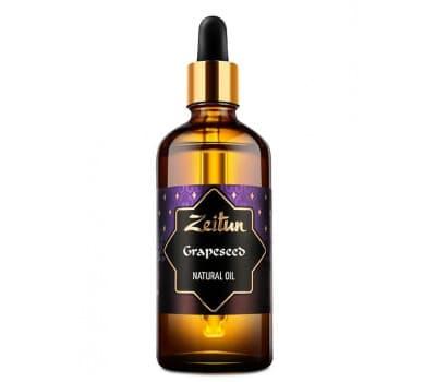 Натуральное растительное масло виноградной косточки Zeitun