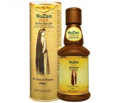 Масло Нузен Голд / NuZen Gold - 100 гр (Для Волос)