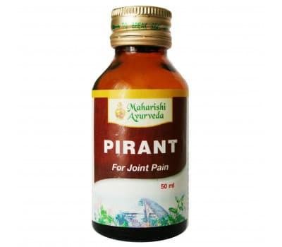 Масло Пирант Махариши Аюрведа / Pirant Oil Maharishi Ayurveda - 50 гр (Для Суставов)