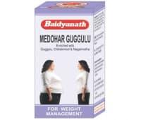 Медохар Гуггул Байдьянатх / Medohar Guggul Baidyanath - 120 таб (Для Похудения)