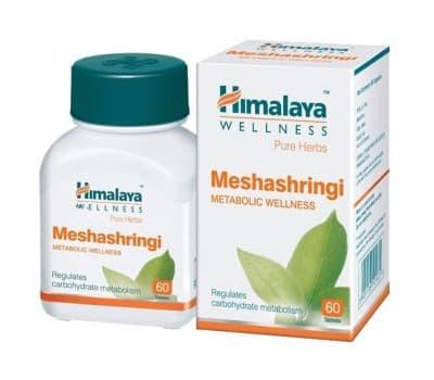 Мешашринги Гималайя / Meshashringi Himalaya - 60 таб (От Диабета)