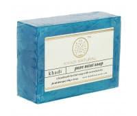 МылоМята Кхади / Pure Mint Khadi - 125 гр (Ручной Работы)