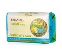 Мыло 5 Даров Священной Коровы Патанджали / Panchagavya Soap Patanjali - 75 гр