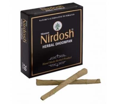 Нирдош - сигареты без табака, без фильтра