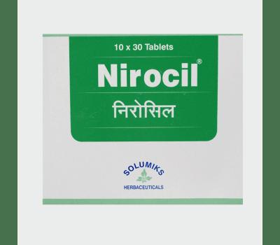 Нироцил Солумикс / Nirocil Solumiks - 30 таб (Для Печени)