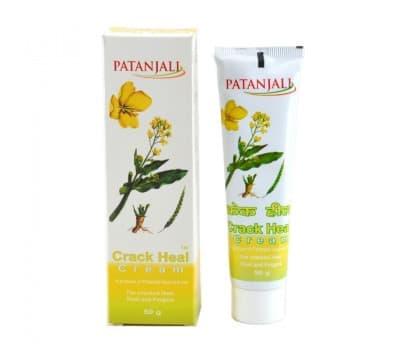 Крем Для Ног Заживляющий Патанджали / Crack Heal Cream Patanjali - 50 гр