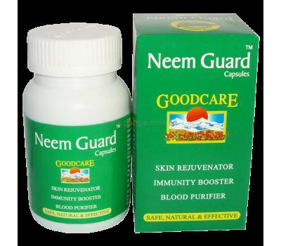 Ним Гард Байдьянатх / Neem Guard Baidyanath - 60 таб (Для Кожи)