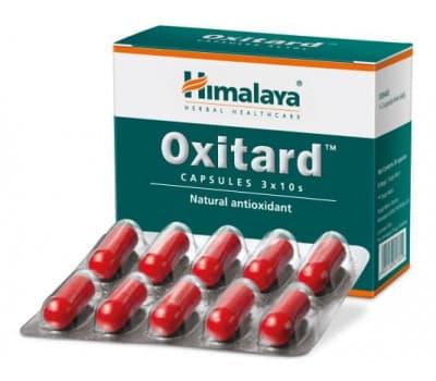 Окситард Гималайя / Oxitard Himalaya - 30 капс (Антиоксидант)