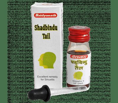 Масло Шадбинду Байдьянатх / Shadbindu Tail Baidyanath (Для Носа)