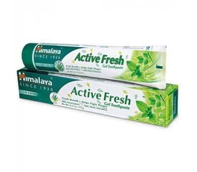 Зубная паста-гель Актив Фреш Гималайя / Active Fresh Himalaya - 80 гр