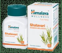 Шатавари Гималайя / Shatavari Himalaya - 60 таб (Для женщин)
