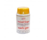 Раснади Гуггул Шри Ганга / Rasnadi Guggal Shri Ganga - 50 гр (Для Суставов)