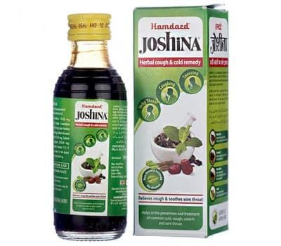 Сироп Джошина Хамдард / Syrup Joshina Hamdard - 100 гр (От Кашля)