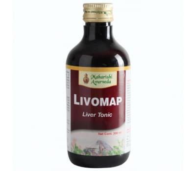 Сироп Ливомап Махариши Аюрведа / Syrup Livomap Maharishi Ayurveda - 100 гр (Для Печени)