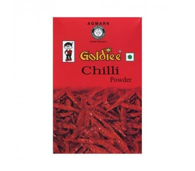 Перец чили молотый Голди / Chilli Powder Goldie - 100 гр