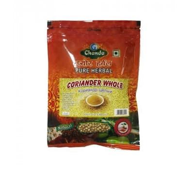 Кориандр целый Чанда / Coriander Whole Chanda - 50 гр
