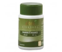 Харитаки Шри Шри Аюрведа / Haritaki Sri Sri Ayurveda - 60 таб (Очищение)