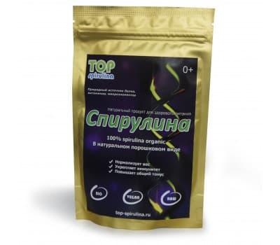 Купить Органическая Спирулина в порошке - TOP Spirulina