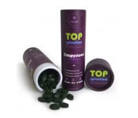 Спирулина в тубусе, Top-spirulina