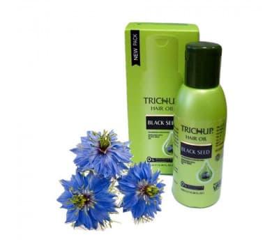 Масло для Волос Тричуп с Черным Тмином / Hair Oil Black Seed Trichup - 100 мл (Питание и Защита)