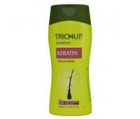 Шампунь Тричуп с Кератином Васу / Shampoo Trichup Keratin Vasu - 200 мл (Восстановление поврежденных волос)