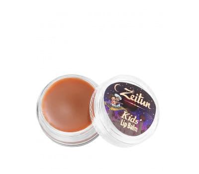 ZEITUN Детский шоколадныйбальзам для губ